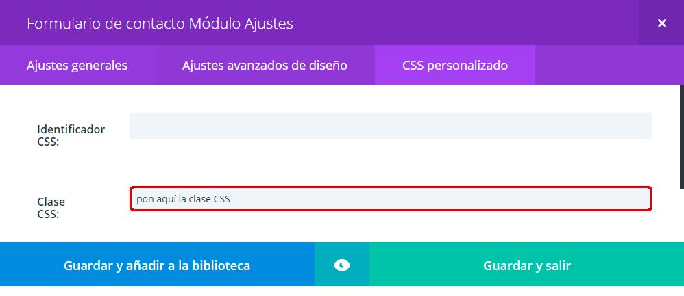 clase-css-formulario