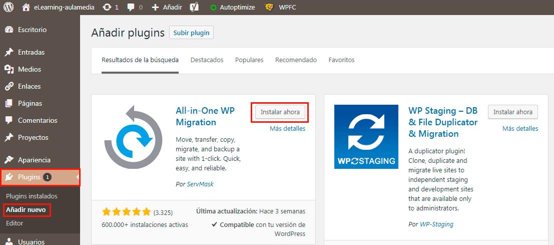 instalar-plugin-wp