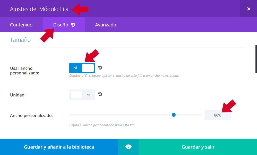 ancho-personalizado-fila