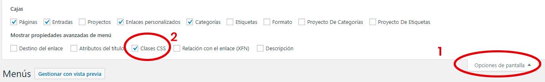 opciones-de-pantalla-menus-wordpress